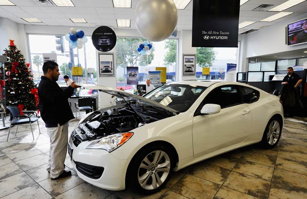 Shopping for a Hyundai Genesis Coupe