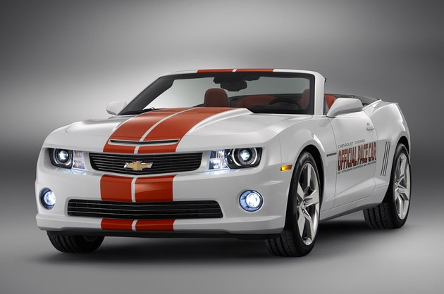 2011 camaro indy pace car