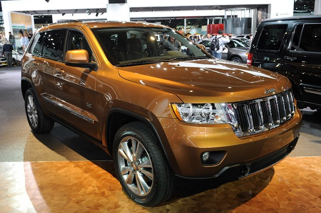Jeep Grand Cherokee 70th Anniversary