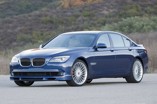 2011 BMW Alpina B7