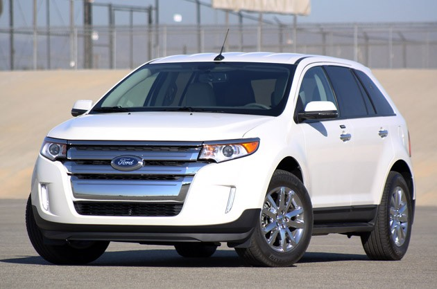 Ecoboost brings 30 mpg to 2012 Ford Edge