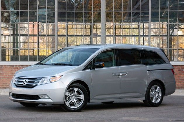 2011 Honda Odyssey