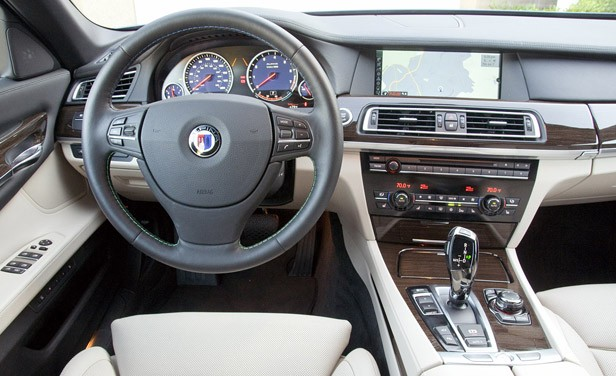 Review: 2011 BMW Alpina B7 - Autoblog
