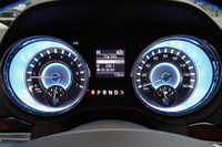 2011 Chrysler 300 gauges