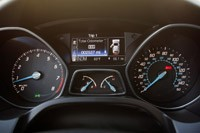 2012 Ford Focus gauges