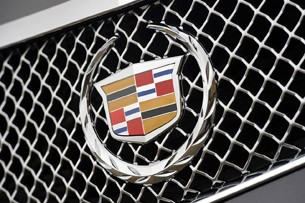 2011 Cadillac CTS-V Coupe logo