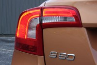 2011 Volvo S60 taillight