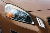2011 Volvo S60 headlight