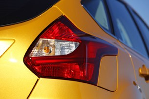 2012 Ford Focus taillight