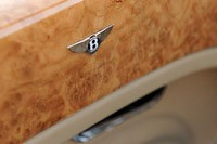 2011 Bentley Mulsanne door trim