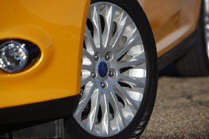 2012 Ford Focus wheel