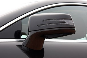 2012 Mercedes-Benz CLS63 AMG side mirror