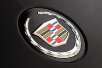 2011 Cadillac CTS-V Coupe engine detail