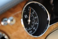 2011 Bentley Mulsanne speedometer
