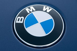 2011 BMW Alpina B7 logo