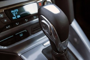 2012 Ford Focus shifter