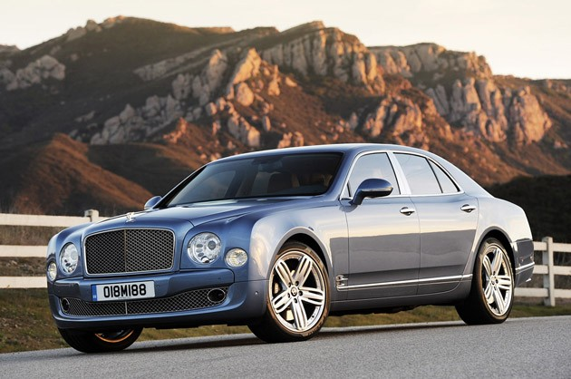 Lead1a 2011 Bentley Mulsanne Review