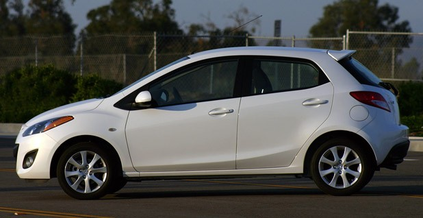 review: 2011 mazda2 - autoblog