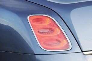 2011 Bentley Mulsanne taillight