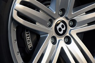 2011 Bentley Mulsanne wheel detail