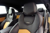 2011 Cadillac CTS-V Coupe front seats