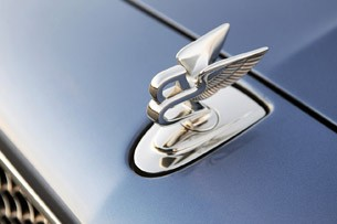 2011 Bentley Mulsanne hood ornament