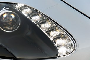 2011 Aston Martin V12 Vantage headlight