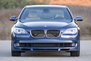 2011 BMW Alpina B7 front view