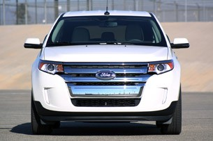 2011 Ford Edge EcoBoost front view