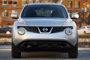 2011 Nissan Juke front view