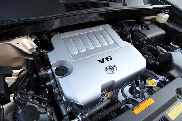 2011 Toyota Highlander engine