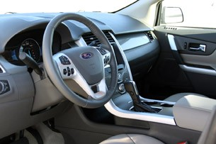 2011 Ford Edge EcoBoost interior