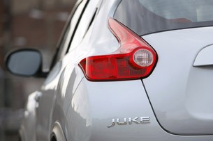 2011 Nissan Juke taillight