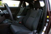 2011 Scion tC front seats