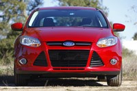 2012 Ford Focus front view