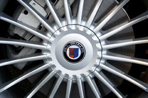2011 BMW Alpina B7 wheel
