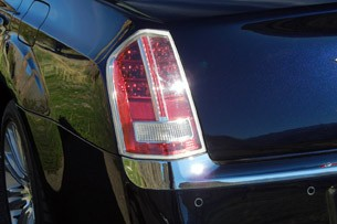 2011 Chrysler 300 taillight