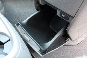 2011 Honda Odyssey storage bin