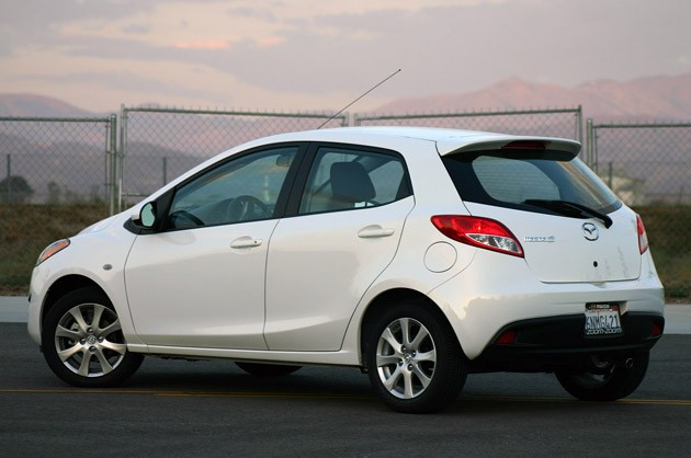 Review 2011 Mazda2 Autoblog