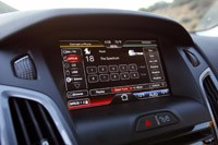 2012 Ford Focus multimedia system