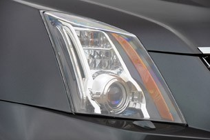 2011 Cadillac CTS-V Coupe headlight