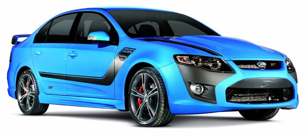 Prodrive powered Ford Falcon Boss 335