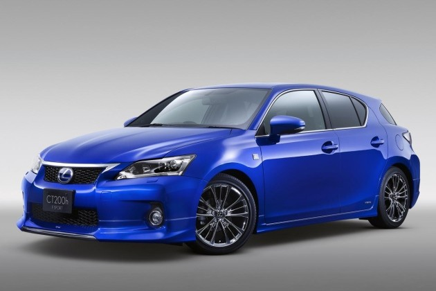 Lexus F-Sport CT200h