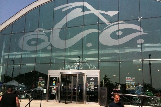 Orange County Choppers headquarters