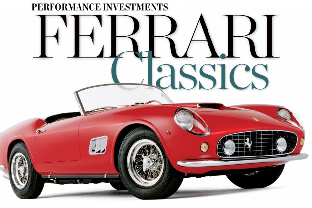Robb Report Ferrari Collector &amp; Investor Live Webcast