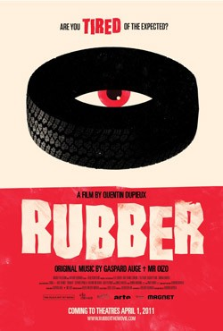 Rubber movie