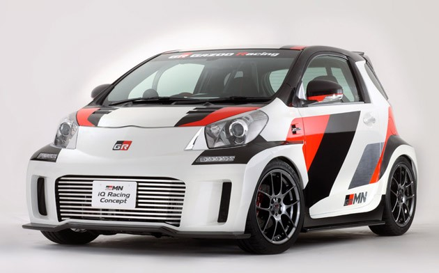 Toyota GRMN iQ Racing Concept
