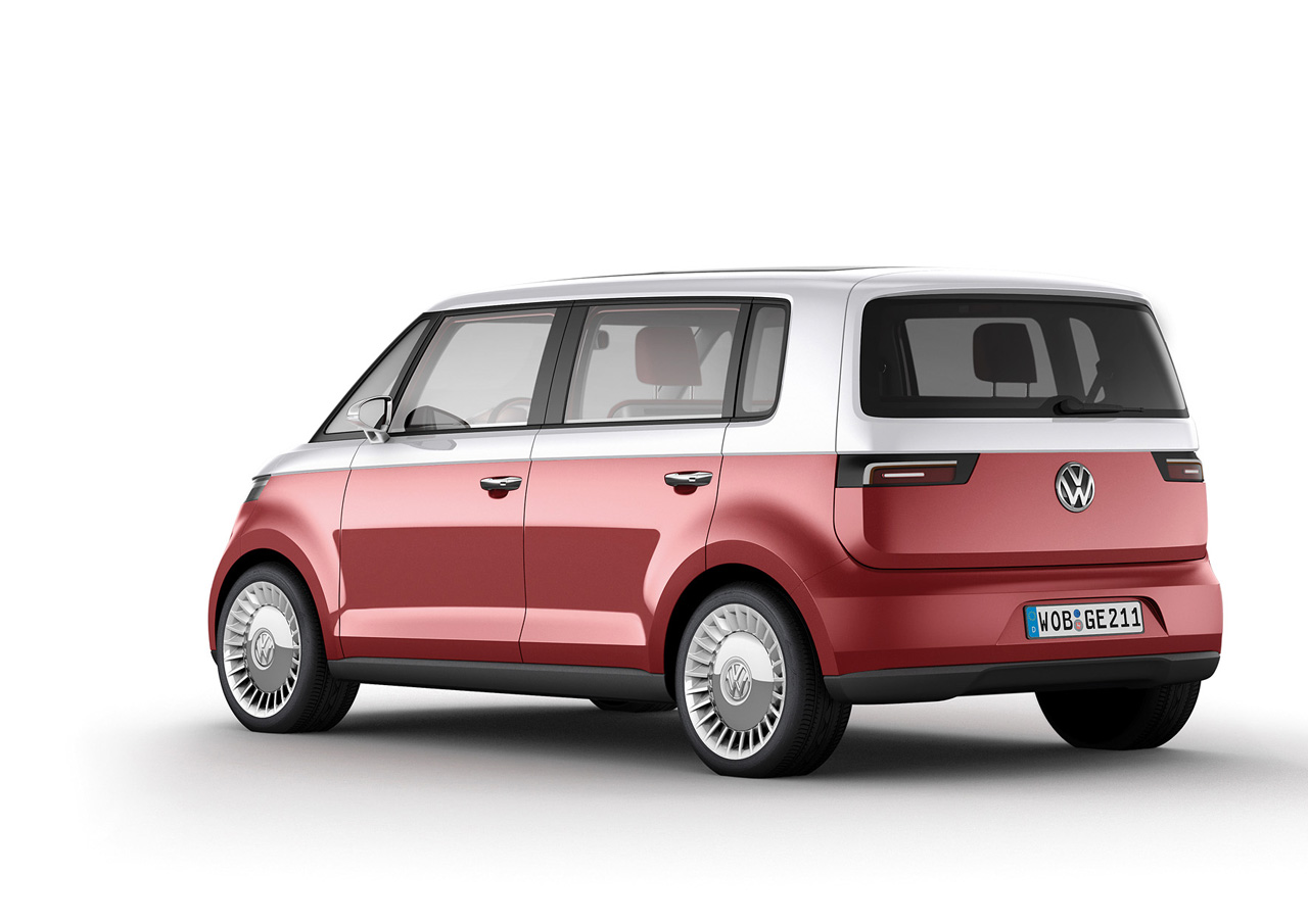 Vw Could Launch Bulli Van Into Expanded Retro Family With Beetle Variants Autoblog