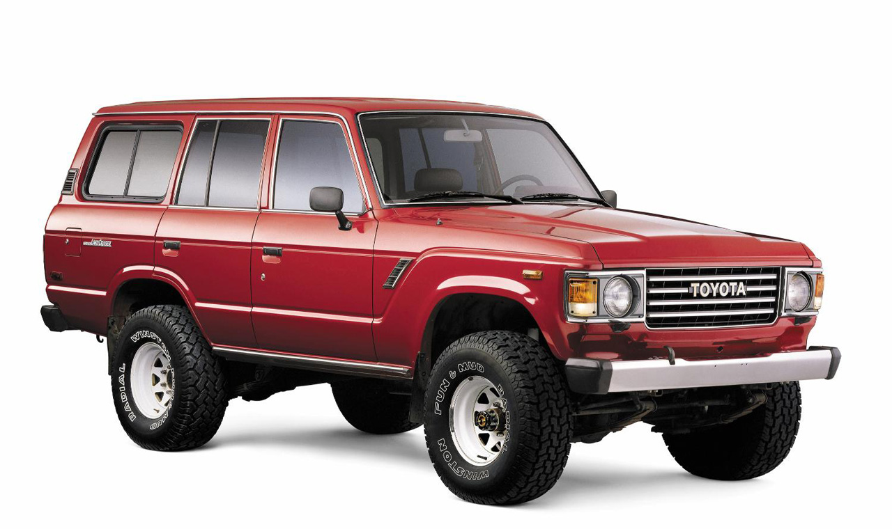 Toyota Delves Into The History Of Its Land Cruiser Autoblog