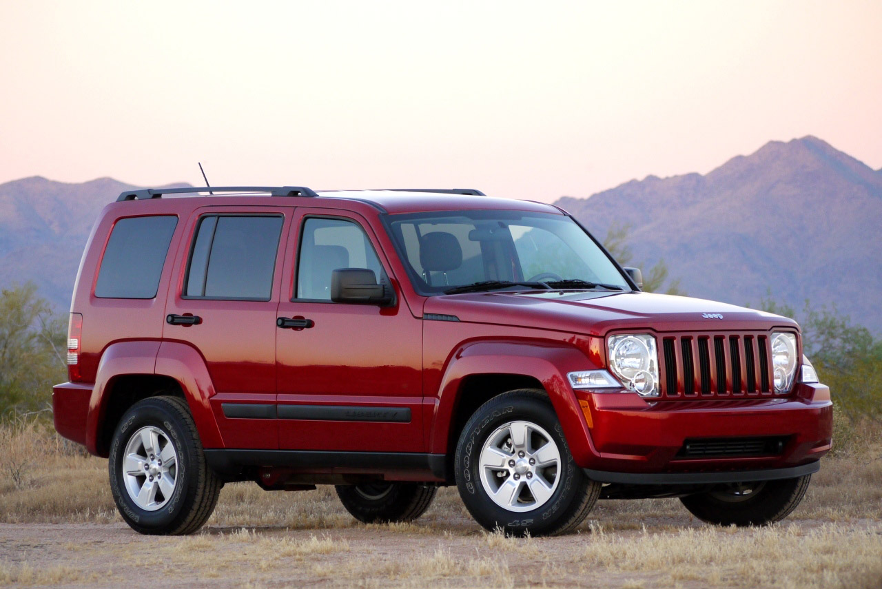 jeep liberty prices, reviews and new model information - autoblog